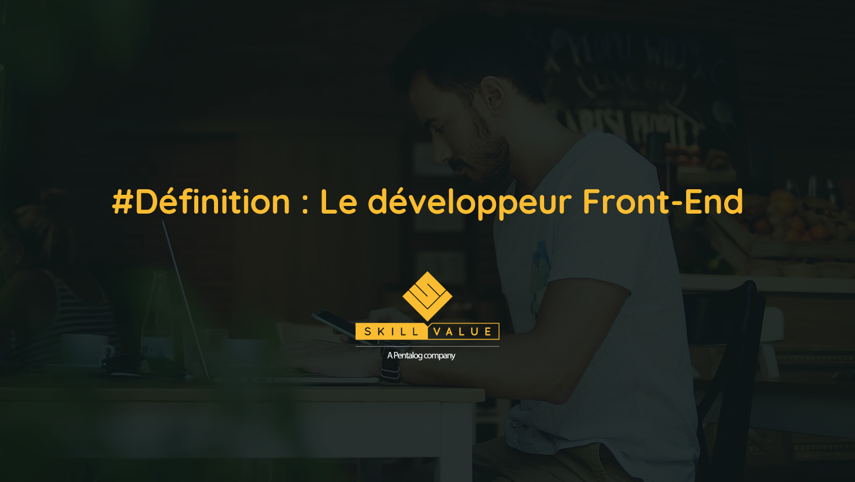 definition developpeur frontend