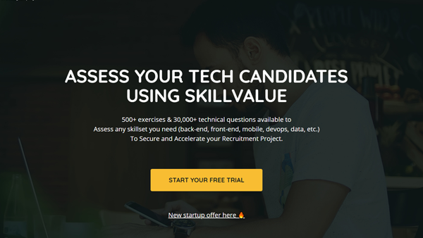 meetup-Improve your IT recruitment process with skill assessment