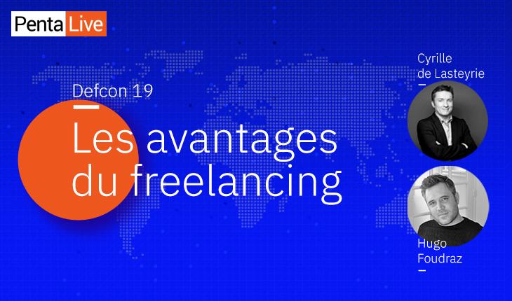 Les avantages du freelancing PentaLive