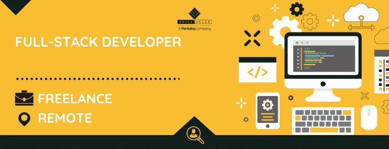 Freelance Full-Stack Developer - Remote Job Romania