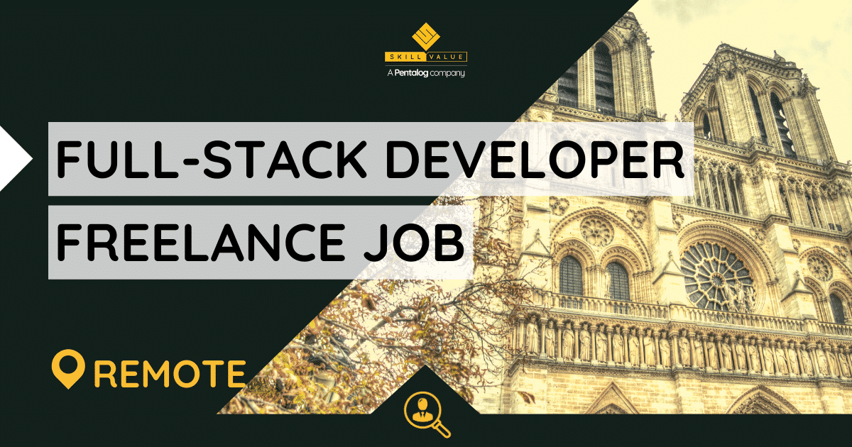 Freelance Full-Stack Developer – Remote Job Romania