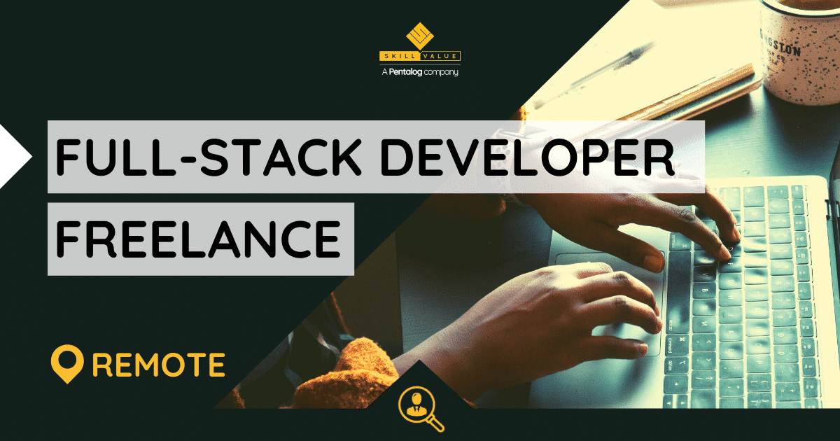 Full-Stack Developer – Freelance & Remote Job