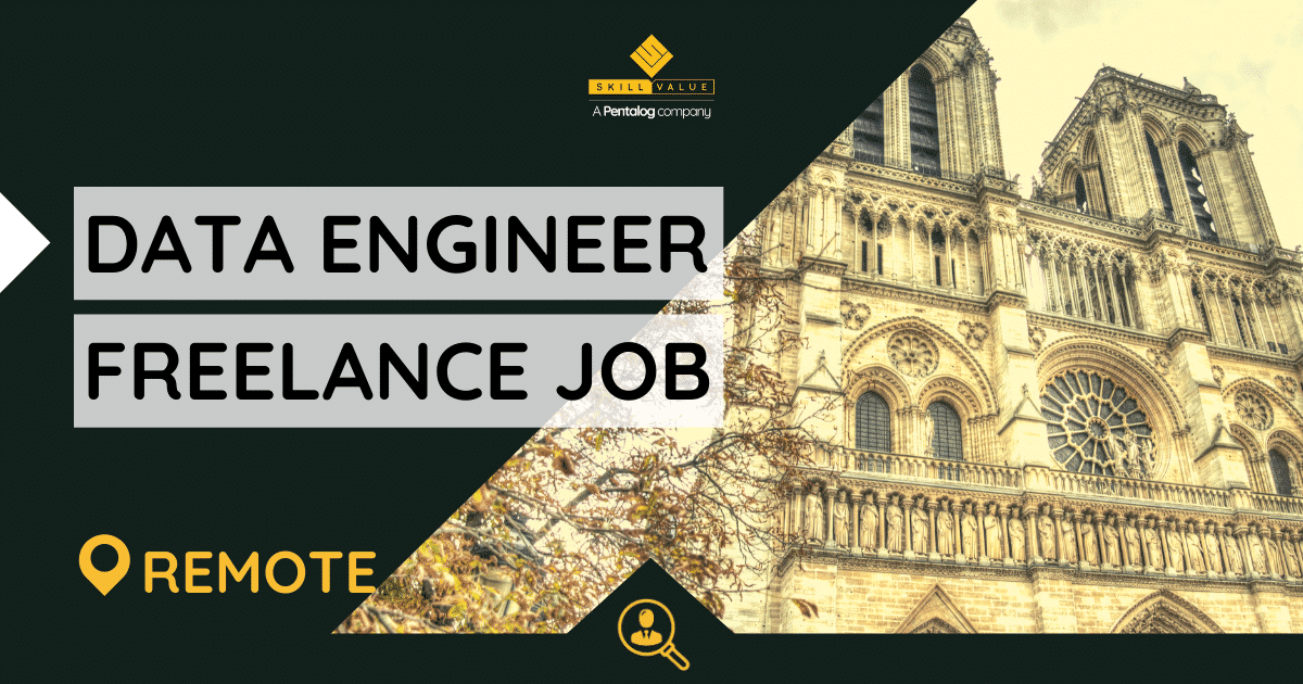 Data Engineer – Full-Time Freelance & Remote Job Romania