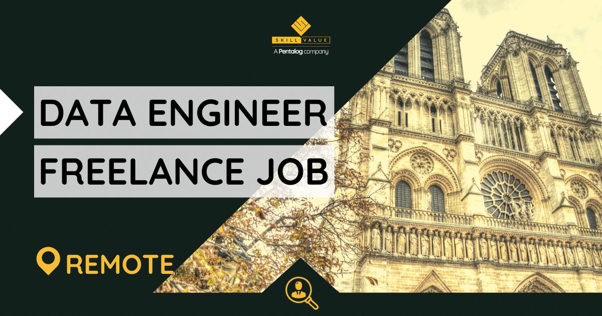 Data Engineer – Full-Time Freelance & Remote Job Romania