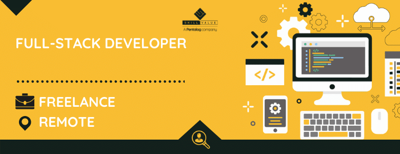 Freelance Full-Stack Developer – Remote Job Romania