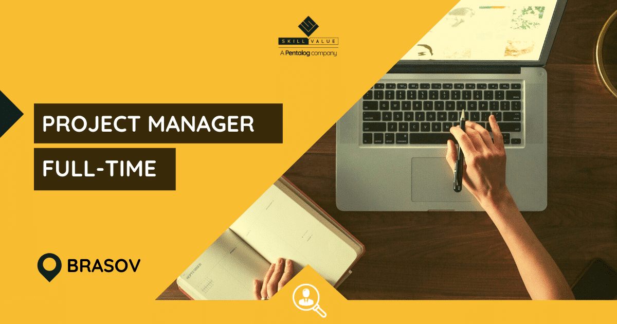 Project Manager – Automotive – Full-time Job in Brasov