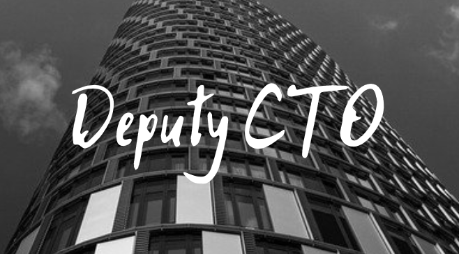 Deputy CTO, Full-Time Job Cluj-Napoca
