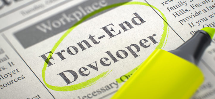Front-End Developer Job – Part Time, New York Freelancing Opportunity – Remote